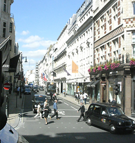 Bond Street Piccadilly