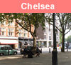 View of Chelsea in London