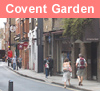 View of Covent Garden in London