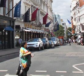 Nearest Tube Station To Millennium Hotel Mayfair