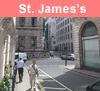 View of St.James's in London