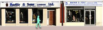 Brick Lane for leatherwear