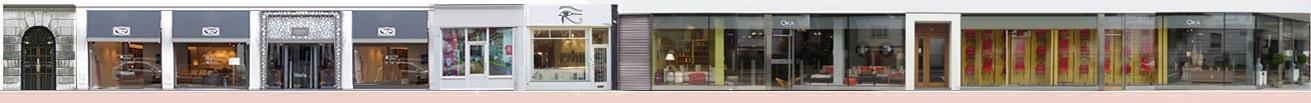Fulham Road shops