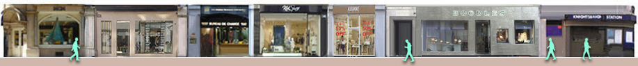 Sloane Street shops
