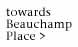 Towards Beauchamp Place