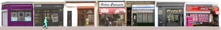 Golborne Road shops