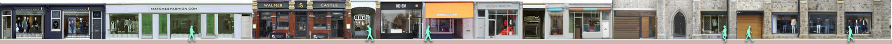 Ledbury Road shops