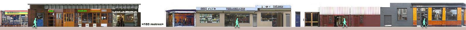 Portobello Road shops