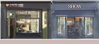 Westbourne Grove shops