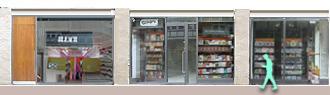 Berwick Street shops