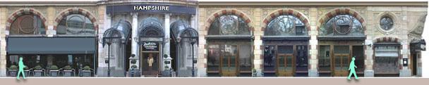 Leicester Square Radisson Hotel