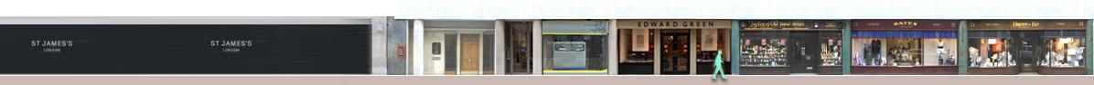 Jermyn Street shops