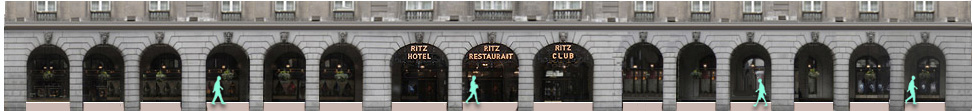 The Ritz Hotel, Piccadilly