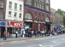 Map Of Tottenham Court Road Shops
