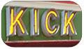 Kick on Shoreditch High Street