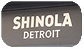 Shinola shop sign