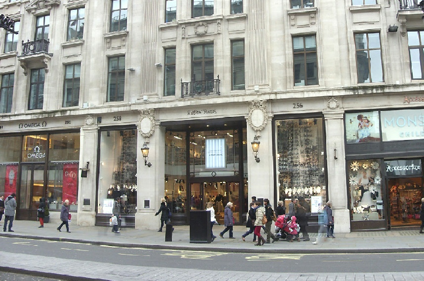 And Other Stories shop on London's Regent Street