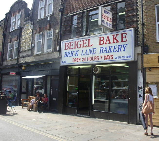 Beigel Bake Brick Lane