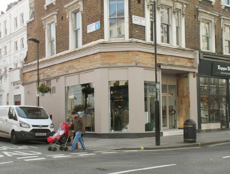 Cocotte rotisserie chicken restaurant in London
