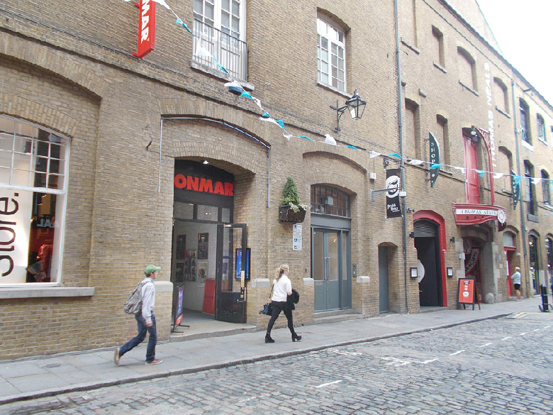 Donmar Warehouse Theatre in London's Covent garden