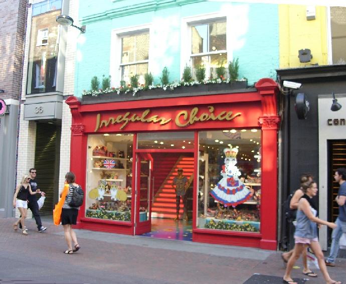 Shoe Shopping London