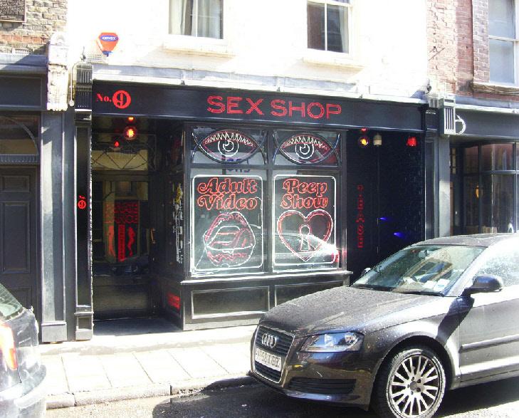 La Bodega Negra restaurant in London's Soho