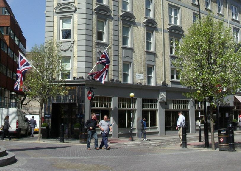 Mercer Street hotel in London's Seven Dials