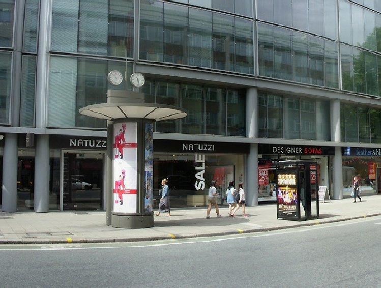 Stunning Natuzzi Italian furniture shop on London's Tottenham Court Road 960 x 717 · 294 kB · jpeg