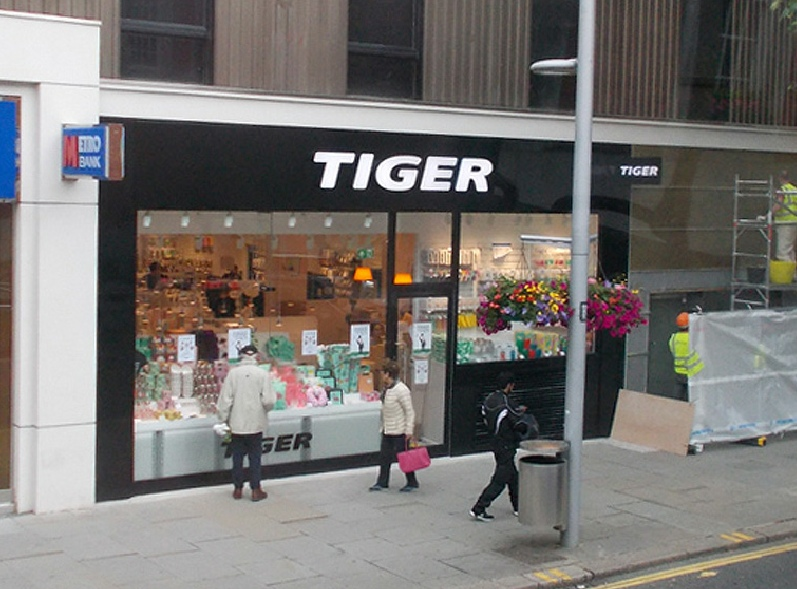 tiger online shop uk