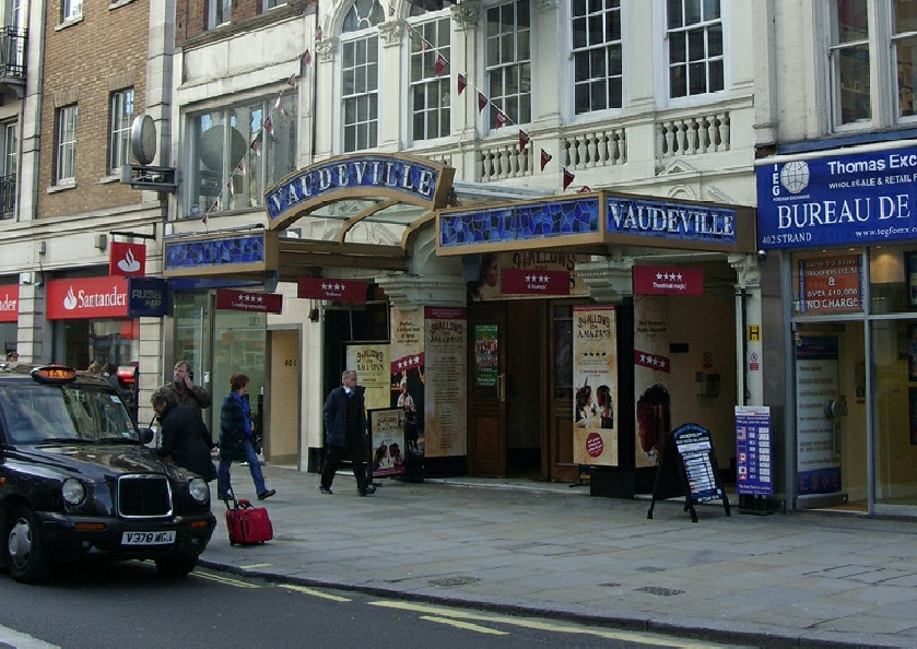 Vaudeville Theatre Strand, London