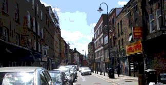Beigel bakeries on Brick Lane in East London