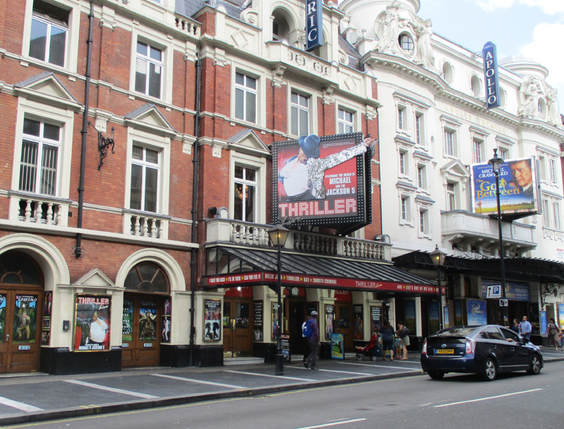 Lyric theatre in London