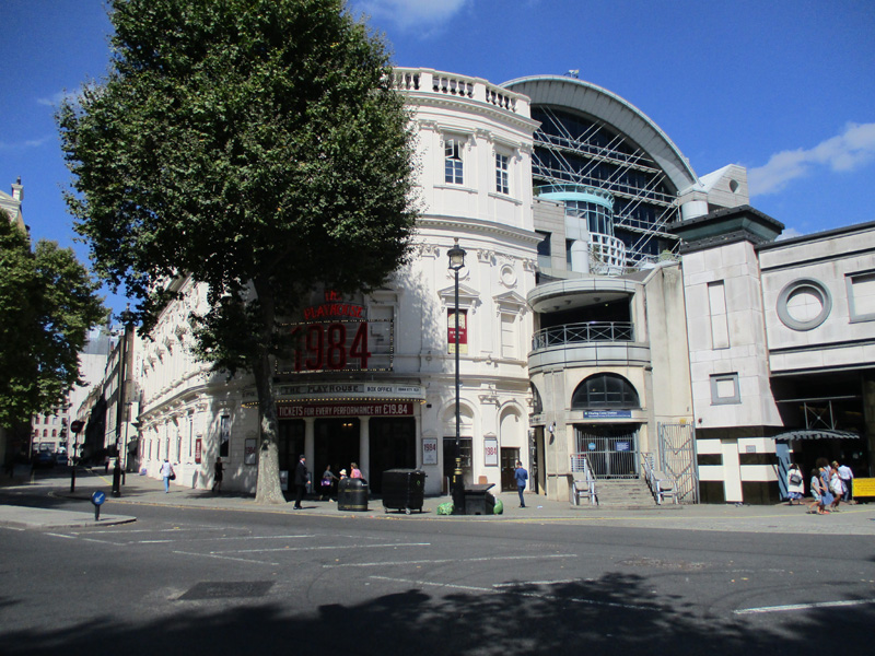 Playhouse theatre in London