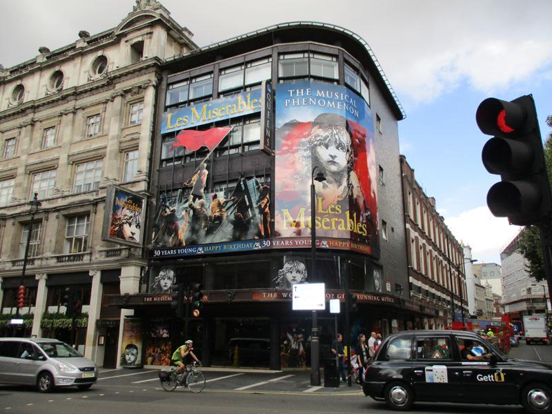 Sondheim Theatre in London
