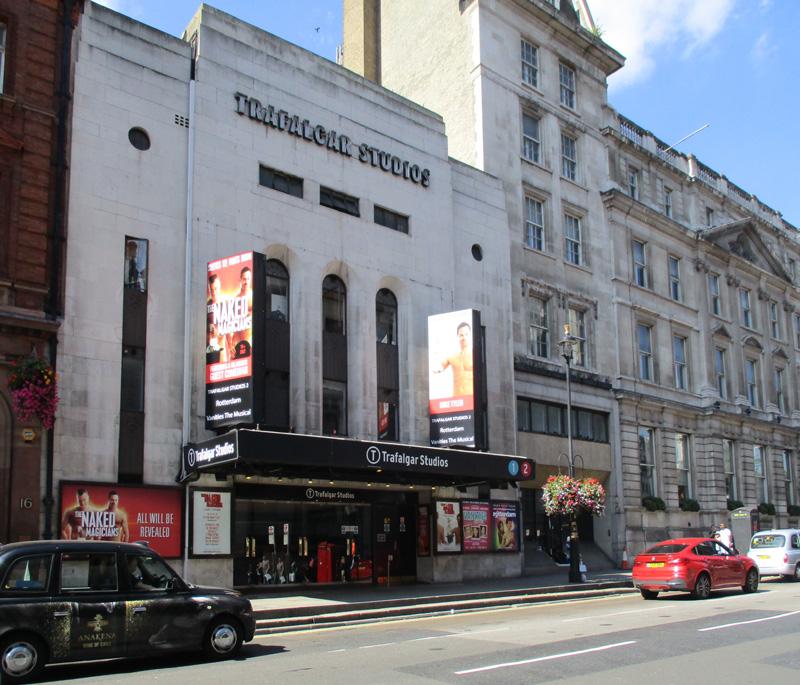 Trafalgar Studios in London
