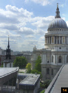 View of St Pauls in London